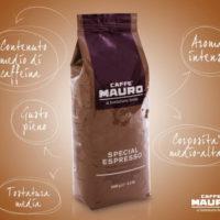 Caffé Mauro Special Espresso 1kg Bohnen