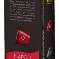 Kimbo Napoli – 10 Kapseln