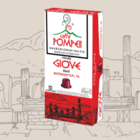 Caffe Pompeii Giove – 10 Kapseln